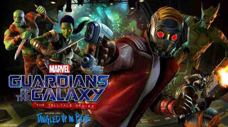 Guardians of the Galaxy: The Telltale Series – Official Trailer