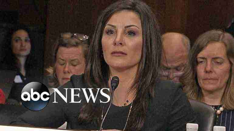 Gymnasts testify before Congress about sex abuse claims