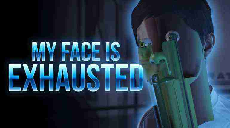Mass Effect: Andromeda – My face is EXHAUSTED