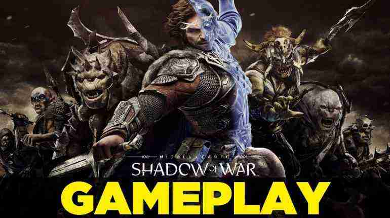 Middle-Earth: Shadow of War – Gameplay Walkthrough