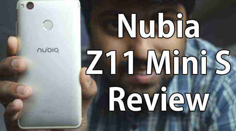 Nubia Z11 Mini S Review: Great camera at a budget price