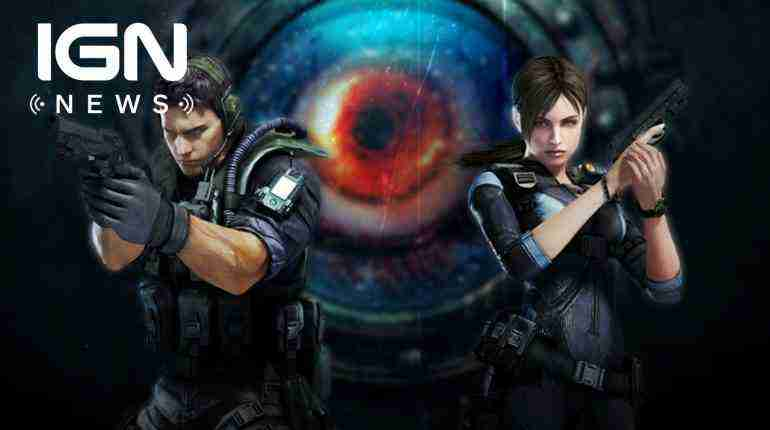 Resident Evil: Revelations Coming to PS4, Xbox One – IGN News