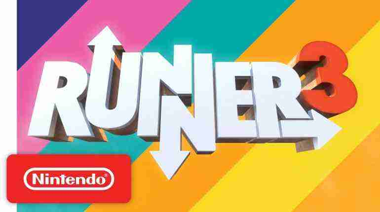 Runner3 – Nintendo Switch Official Trailer