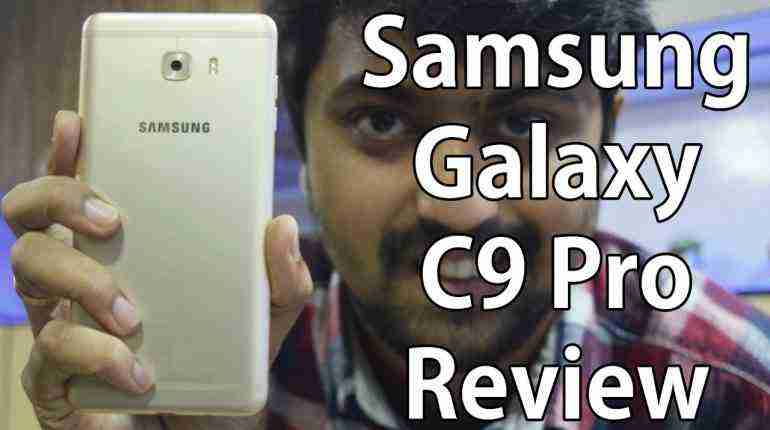 Samsung Galaxy C9 Pro Review: A worthy OnePlus 3T rival?