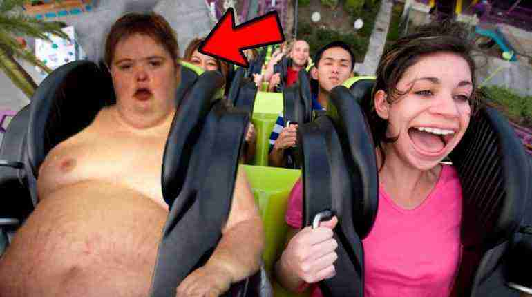 Top 5 MOST HILARIOUS Roller Coaster Fails (Best & Funniest Roller Coaster Fails)