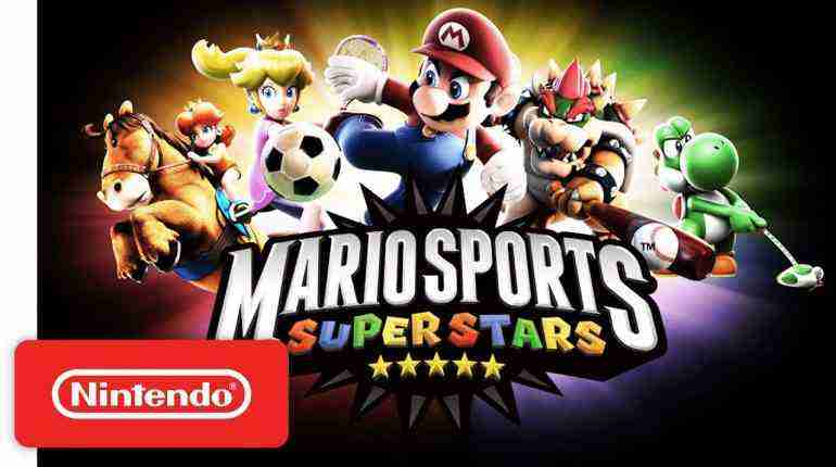 Mario Sports Superstars Launch Trailer – Nintendo 3DS