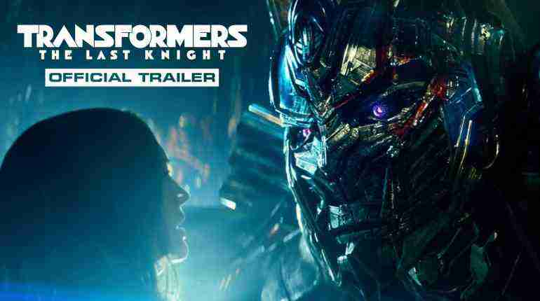 Transformers: The Last Knight – Trailer (2017) Official – Paramount Pictures
