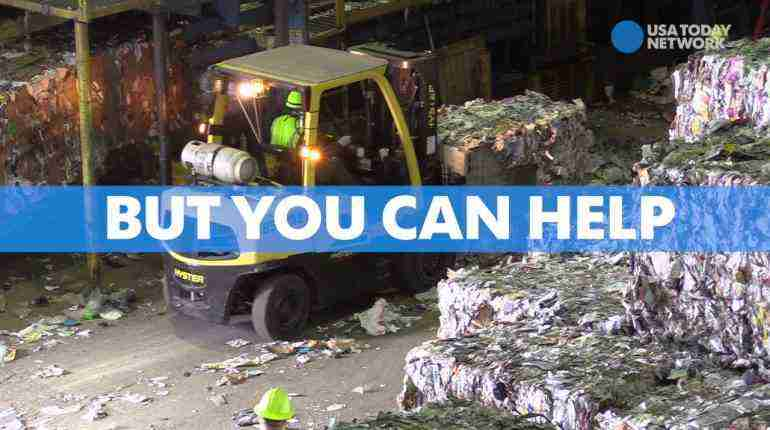 You could be recycling the wrong things