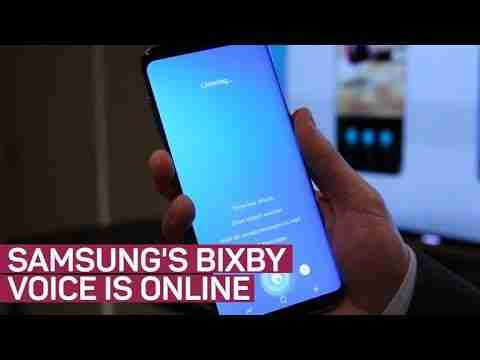 Samsung Bixby Voice goes live in South Korea
